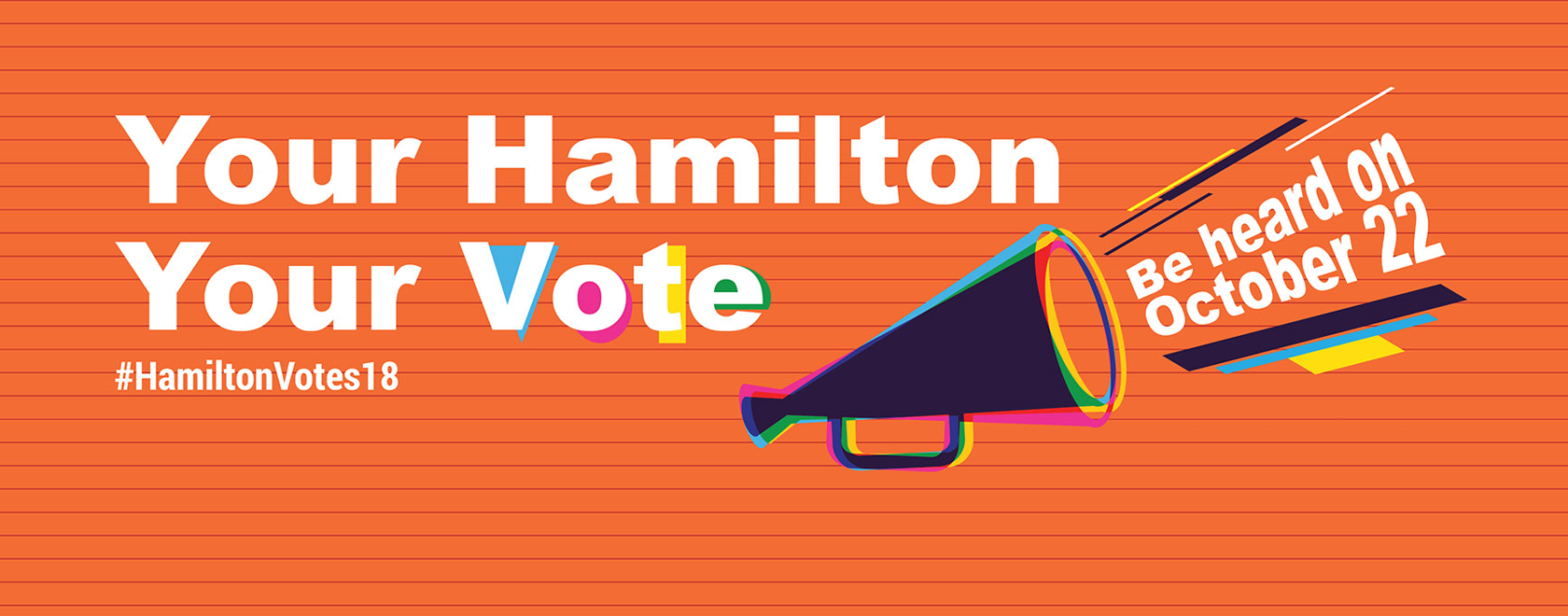 Map Of Canada 2017 Election Results.Municipal Election City Of Hamilton Ontario Canada