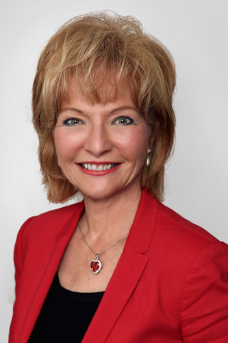 Ward 15 Councillor Judy Partridge
