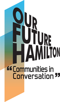 Our Future Hamilton Logo