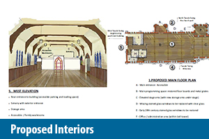 St. Mark's Proposed Interiors