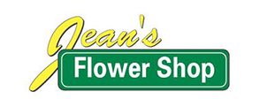 Jean's Flower Shop logo