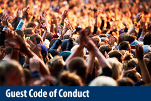 Tim Hortons Field Guest code of conduct