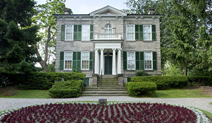 Whitehern House & Garden Virtual Tour