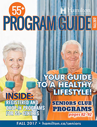 55+ Program Guide - Fall/ Winter 2015-16