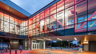 2015 People's Choice Award - David Braley Athletic and Recreation Centre at Mohawk College