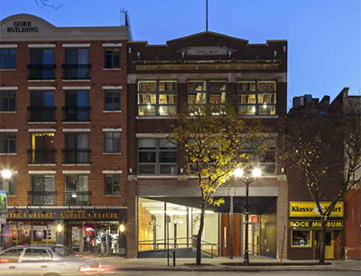 2015 UDAA Winner - 541 Eatery and ExchangeArts Centre and Lofts