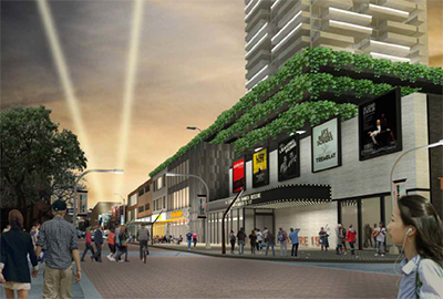 2015 UDAA Winner - King William Performing Arts  District Study