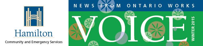 News from Ontario Works - Winter 2015