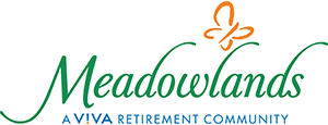 Logo for the Meadowlands Retirement Community