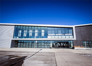 Harry Howell Arena facility image
