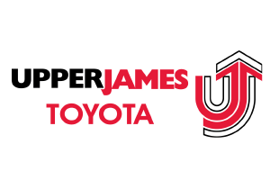 Upper James Toyota logo