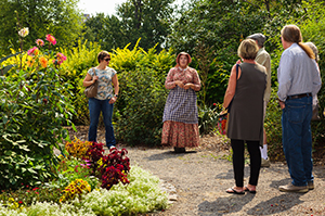Dundurn Historic Kitchen Garden Tours