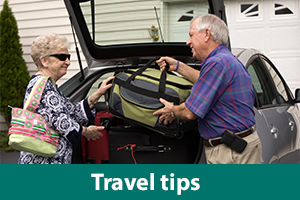 Travel resources for seniors