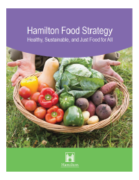 Hamilton Food Strategy Report Cover