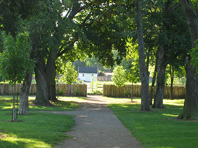Dundurn National Historic Site Landscape Conservation Master Plan and Implementation