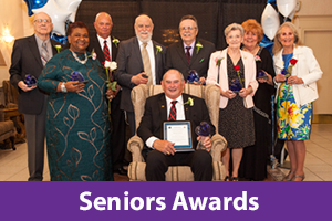 Hamilton's Seniors Awards