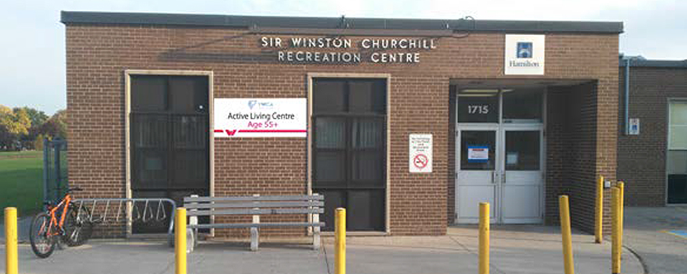 YWCA Active Living Centre - Sir Winston Churchill location