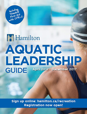 City of Hamilton Recreation: Aquatic Leadership Course Guide