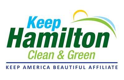 Keep Hamilton Green logo