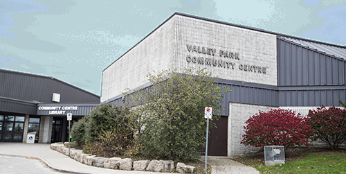 Exterior building image of Valley Park