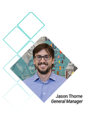 Photo of Jason Thorne, General Manager of Planning and Economic Development