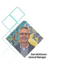 image of Dan McKinnon, General Manager of Public Works