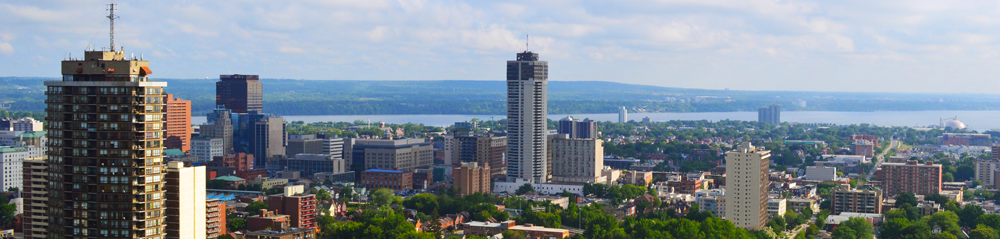 Image of Hamilton's Skyline