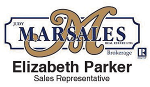 Parker Marsales Real Estate Logo