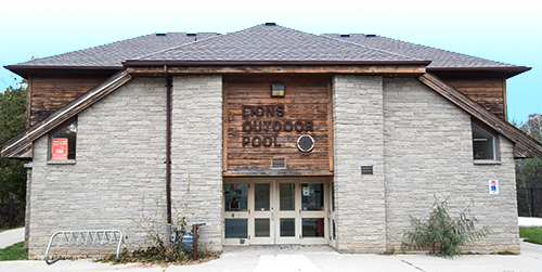 Exterior image of Ancaster Lions facility
