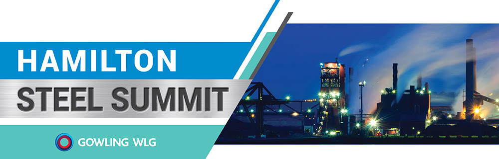 Hamilton Steel Summit banner