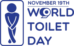 World Toilet Day logo 2018