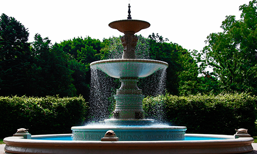 Gage Park Fountain