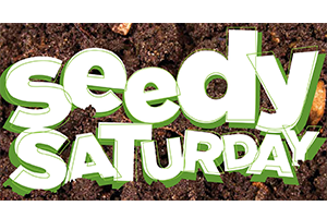 Logo for Seedy Saturday