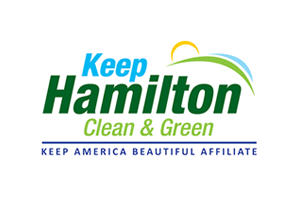 Keep Hamilton Clean & Green Logo