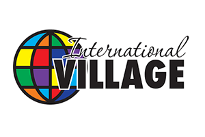 International Village Logo