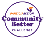 ParticipACTION Better Challenge Logo