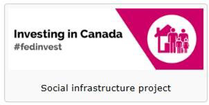 Social Infrastructure Project Logo
