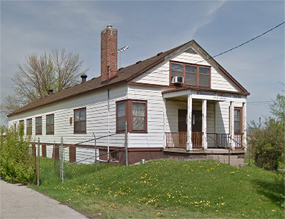 Front view of property for sale: 1621 Barton Street East