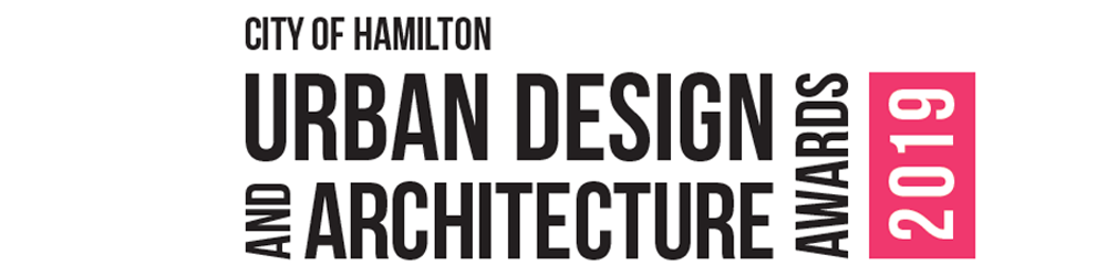 2019 Urban Design & Architecture Awards