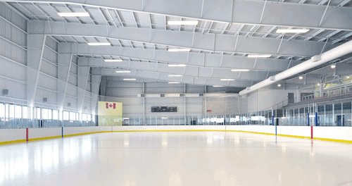 Harry Howell Arena Rink Pad A