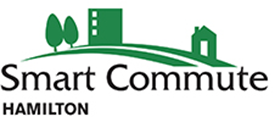 Logo for Smart Commute Hamilton