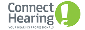 Logo for Connect Hearing