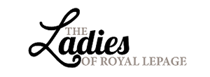Logo for Ladies of Royal LePage