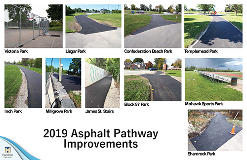 2019 Asphalt Pathway Improvements