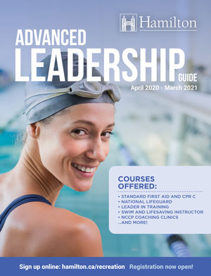 April 2020 to March 2021 Advanced Leadership Guide Cover