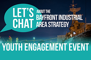Promotion for Bayfront Industrial Area Strategy