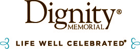 Logo for Dignity Memorial