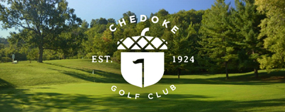 Chedoke Course with logo