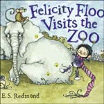 book cover felicity floo visits the zoo
