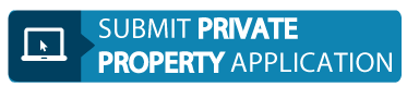 Button for Private Property Application